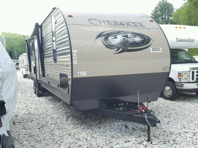 2018 FOREST RIVER CHEROKEE