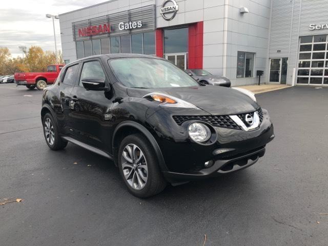 Used Car Nissan Juke 2017 Super Black For Sale In Jeffersonville In