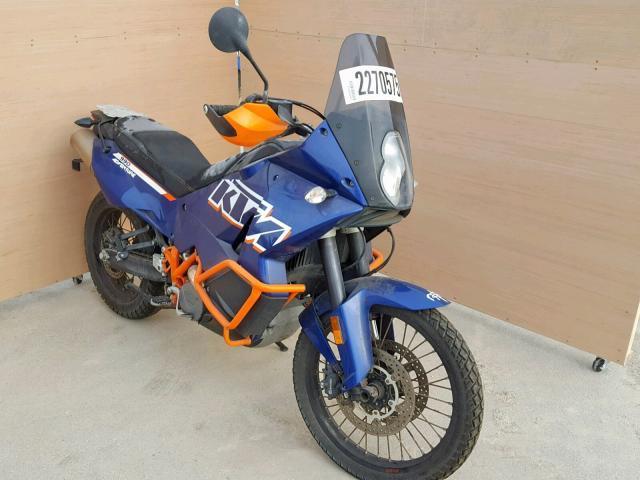2012 KTM ADVENTURE