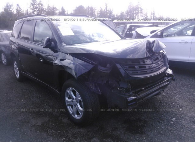 Salvage Car Suzuki Xl 7 2008 Black For Sale In Tukwila Wa Online