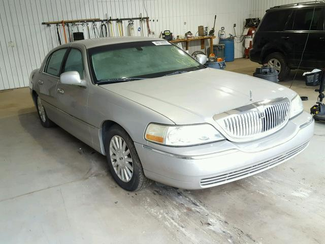 Auction Ended Used Car Lincoln Town Car 2003 Silver Is Sold In