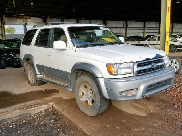 Used Car Toyota 4runner 2000 White For Sale In Phoenix Az Online