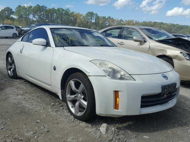 Used Car Nissan 350z 2006 White For Sale In Houston Tx Online