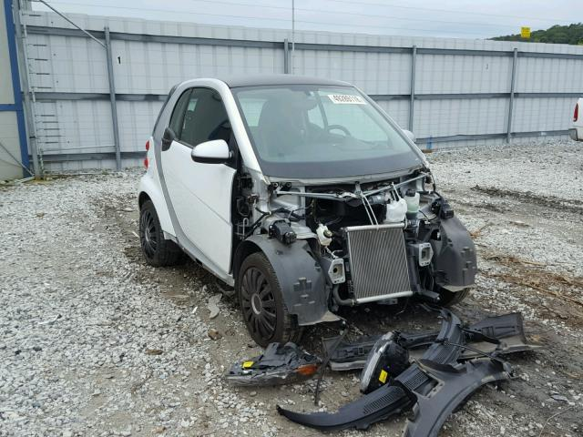 2015 SMART FORTWO PASSION; PURE