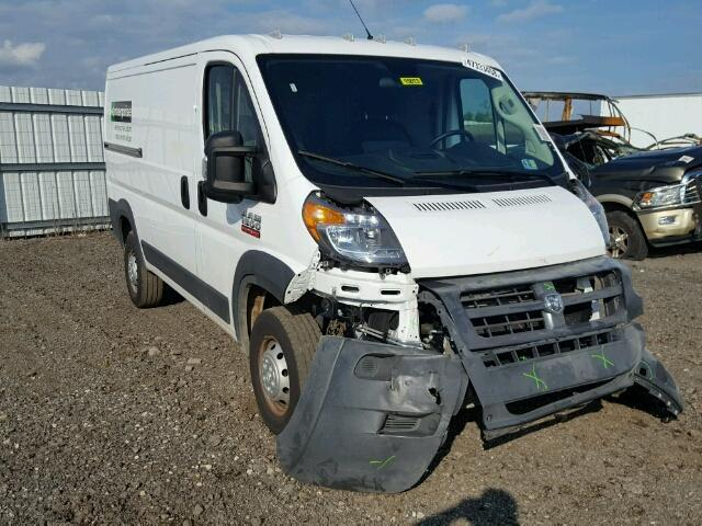 2018 RAM PROMASTER 1500 LOW ROOF 136WB