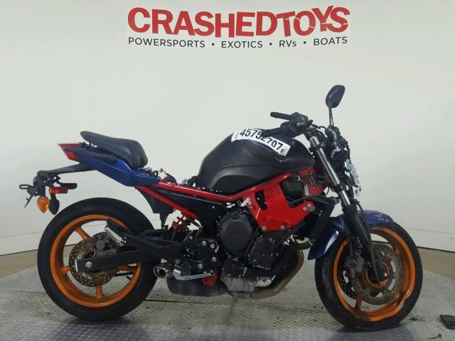 2010 HYOSUNG MOTORS 250 GT NAKED