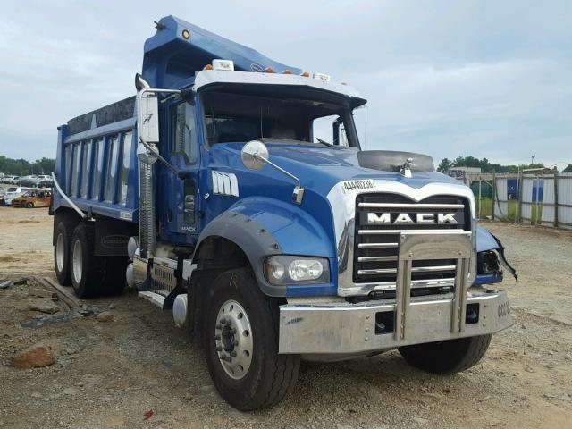 2017 MACK GU713