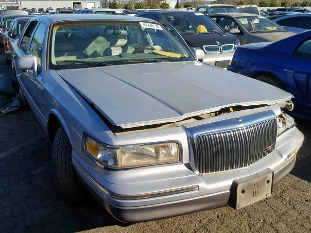 Used Car Lincoln Town Car 1995 Gray For Sale In Colton Ca Online
