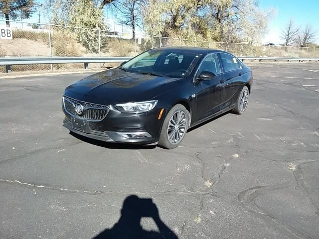 2018 BUICK REGAL LEATHER
