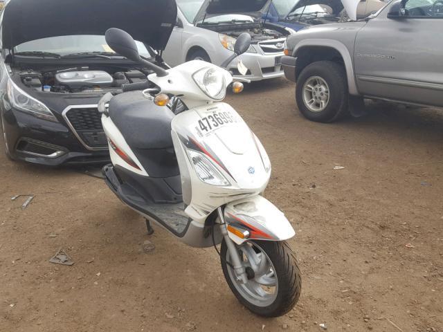 2011 VESPA LX 150 / LXV 150 / S 150