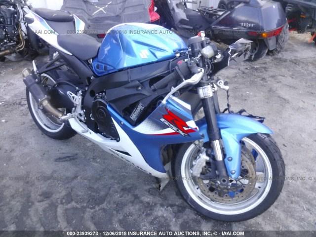 2013 SUZUKI GSX-R600