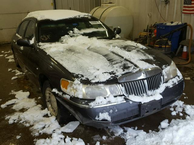 Used Car Lincoln Town Car 2000 Charcoal For Sale In Lyman Me Online