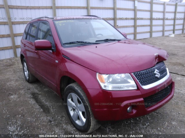 2010 SUZUKI GRAND VITARA XSPORT