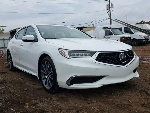 2018 ACURA TLX TECHNOLOGY PACKAGE