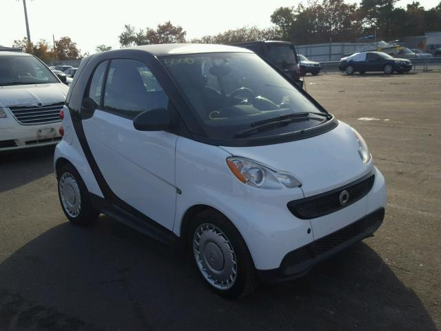 2013 SMART FORTWO PASSION; PURE