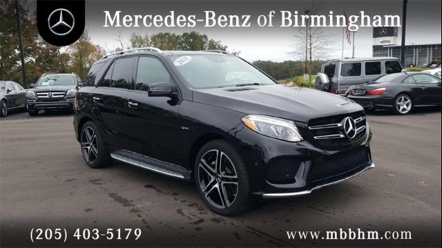 2018 MERCEDES-BENZ GLE-CLASS GLE43 AMG 4MATIC