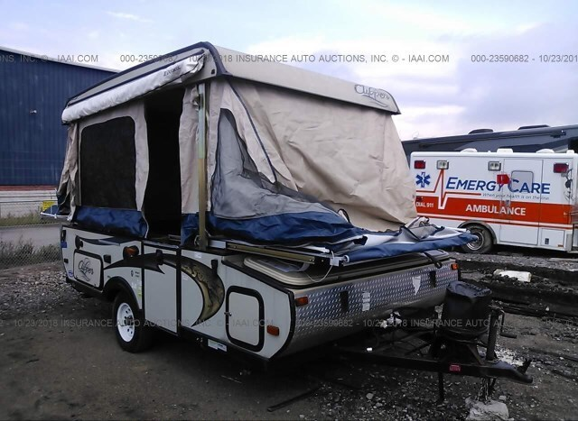 2013 FOREST RIVER CLIPPER