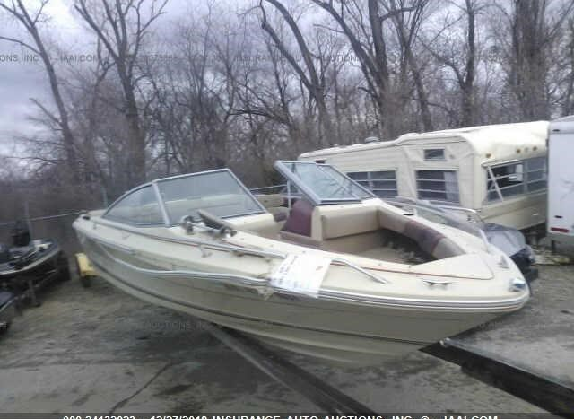 1985 SEA RAY SEVILLE