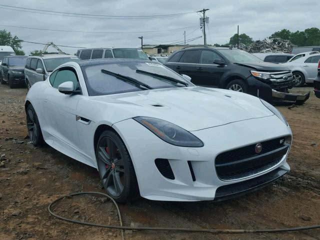 2017 JAGUAR F-TYPE V6 S
