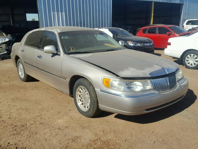 Used Car Lincoln Town Car 2000 Gray For Sale In Phoenix Az Online