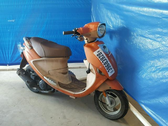 2007 GENUINE SCOOTERS BUDDY50