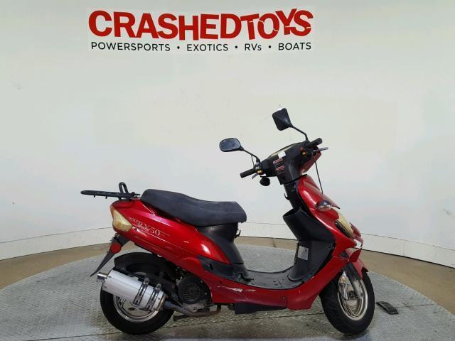 2013 TAIZHOU ZHONGNENG MOTORCYCLE GTR 50