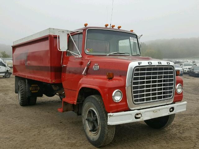 1979 FORD LN600