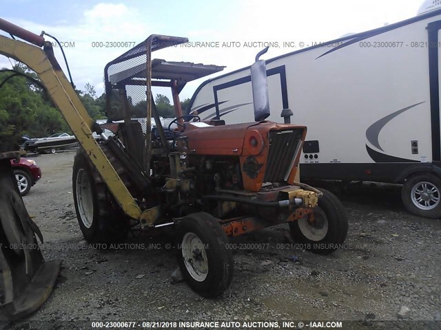 1979 FORD 5600 TRACTOR AND CUTTER