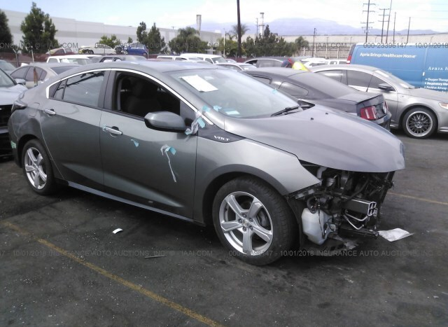 2017 CHEVROLET VOLT LT W/LOW EMISSION PKG.
