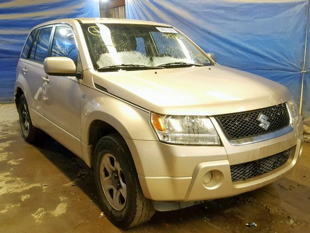 2008 SUZUKI GRAND VITARA BASE; PREMIUM; LUXURY; XSPORT