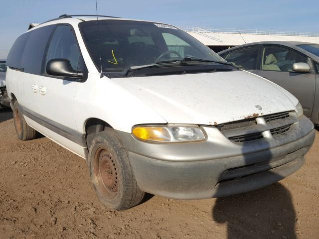 Used Car Dodge Grand Caravan 2000 White For Sale In Phoenix Az