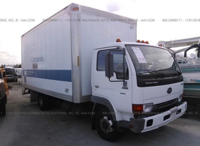 2003 UD TRUCK UD1400
