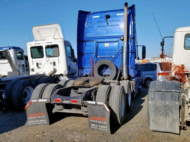 Used Truck Volvo Vnl 2013 Blue for sale in SACRAMENTO CA