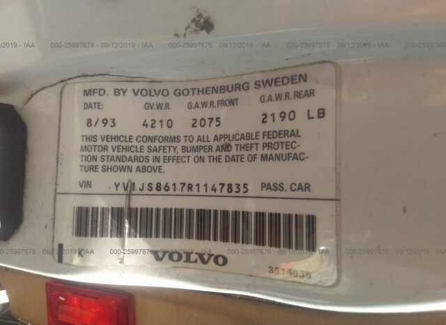 Volvo 940 Series for Sale