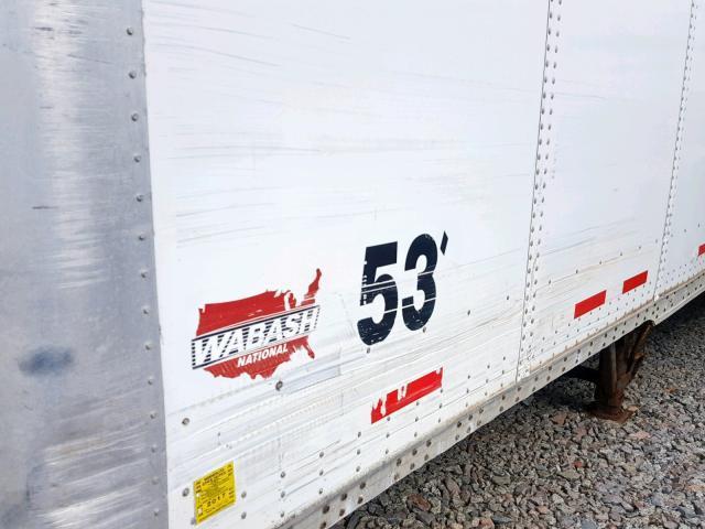 Wabash National 53'Trailer for Sale