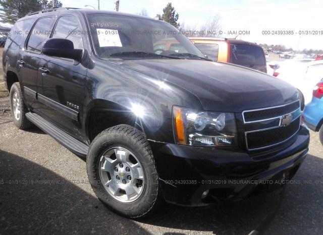 Used Car Chevrolet Tahoe 2012 Black For Sale In Memphis Tn