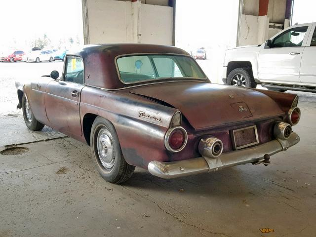 Ford T-Bird for Sale