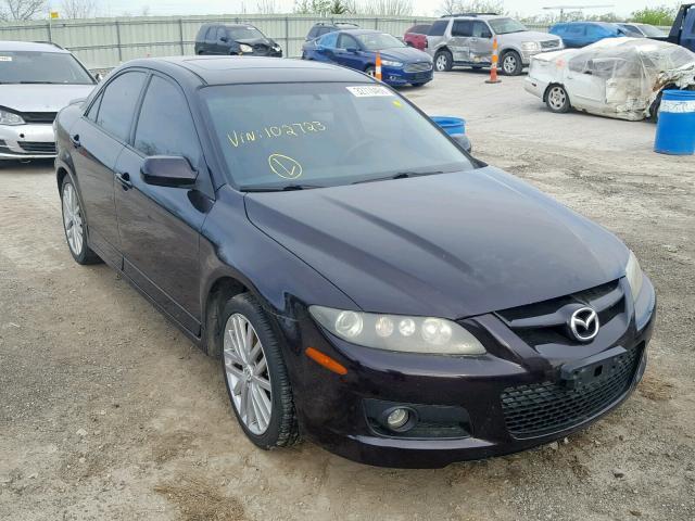 Mazdaspeed6 For Sale >> Used Car Mazda Mazdaspeed6 2006 Black For Sale In Kansas