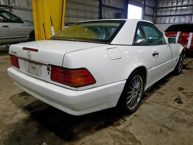 Mercedes-Benz Sl-Class for Sale