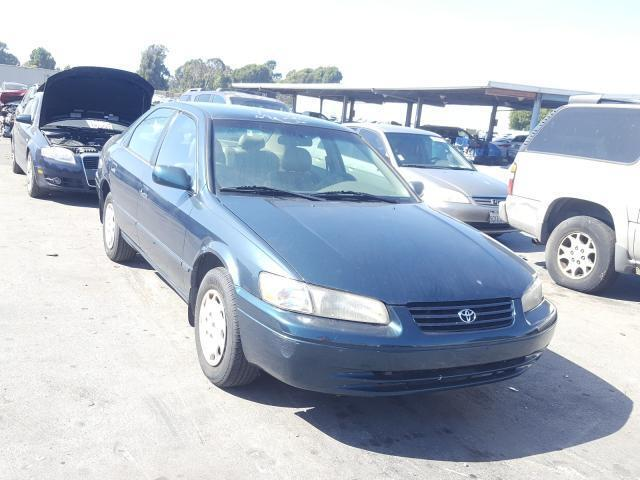 used car toyota camry 1997 green for sale in hayward ca online auction jt2bg22k0v0060326 ridesafely