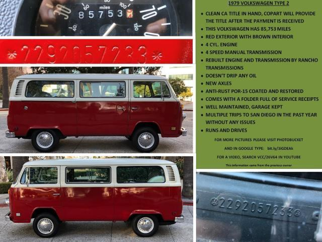 Volkswagen Type-2 for Sale