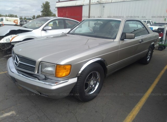 Mercedes-Benz 560 for Sale
