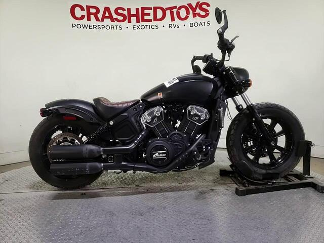 Indian Scout Bobber for Sale