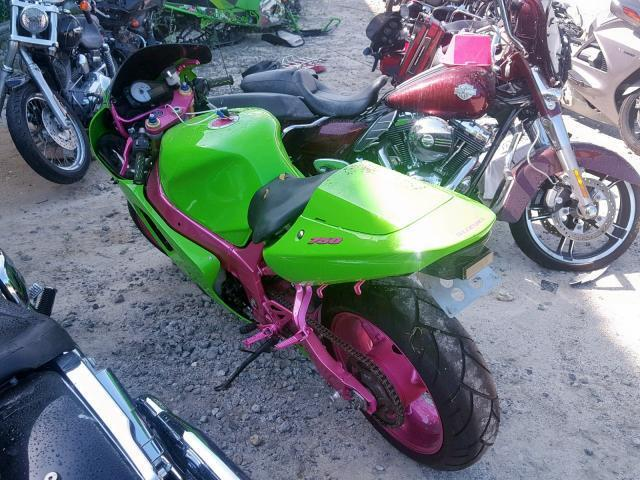Used Motorcycle Suzuki Gsx-R600 2001 Two Tone for sale in CANDIA NH