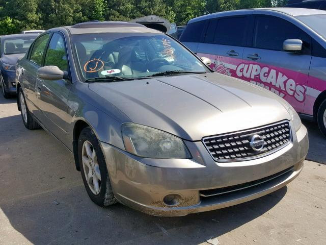 2006 Nissan Altima For Sale >> Used Car Nissan Altima 2006 Beige For Sale In Dunn Nc Online