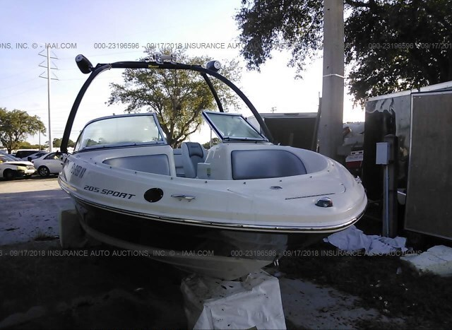 Used Boat Sea Ray Other 2009 White for sale in Clearwater FL
