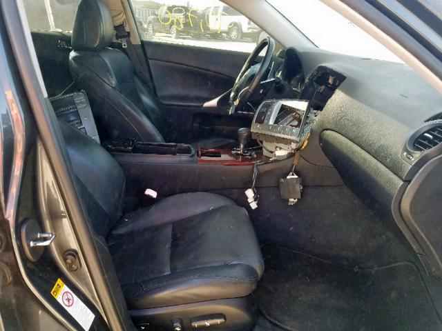 Lexus Is 250 for Sale