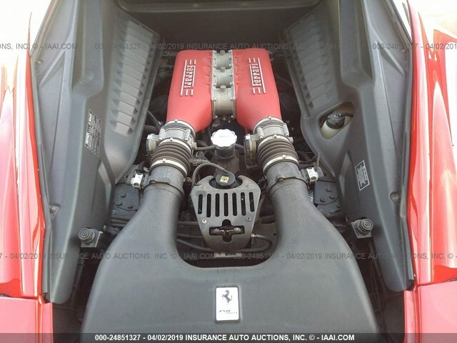 Ferrari 458 Italia for Sale