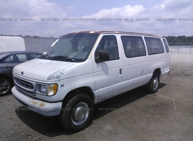 Ford E350 Wagon for Sale