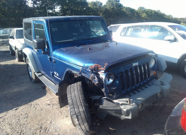 Jeep Wrangler for Sale